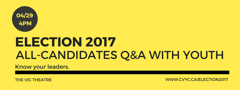 All-Candidates Q&A withYouth